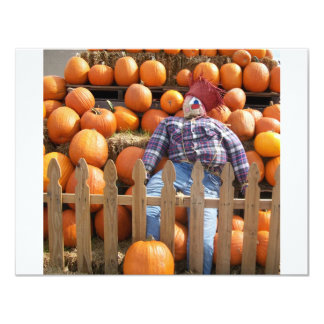 ScareCrow Personalized Announcement