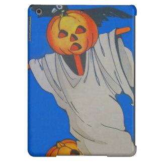 Scarecrow Jack O' Lantern Pumpkin Ghost Case For iPad Air