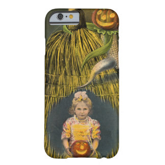 Scarecrow Jack O Lantern Pumpkin Girl Barely There iPhone 6 Case