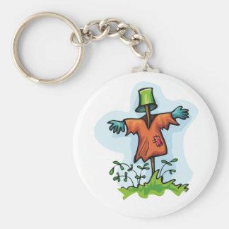 Scarecrow Keychain
