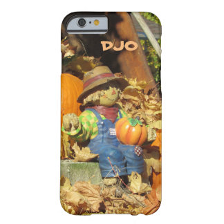 Scarecrow King on Pumpkin Throne Barely There iPhone 6 Case