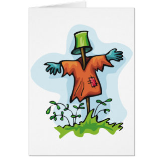 Scarecrow Note Cards