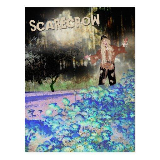 Scarecrow Postcards