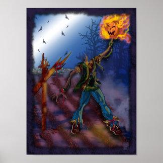 scarecrow print
