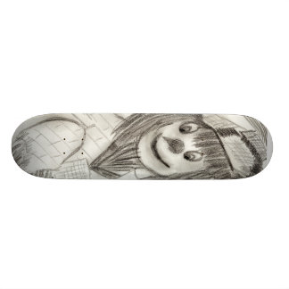 Scarecrow Skate Deck