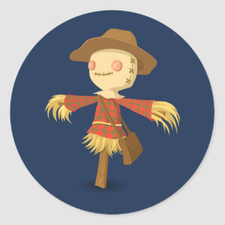 Scarecrow Stickers