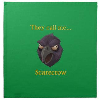 Scarecrow  They call me...Scarecrow Napkin