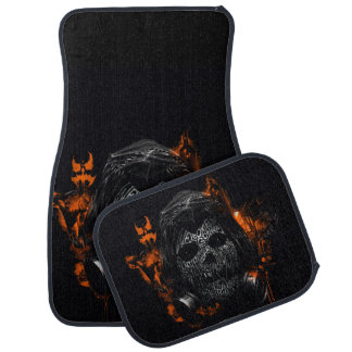 Scarecrow - Welcome To Gotham City Car Mat