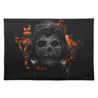 Scarecrow - Welcome To Gotham City Placemat