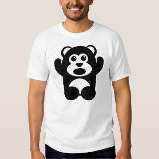 Scared Bear T-shirts