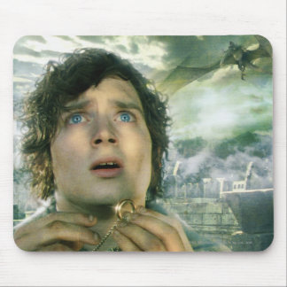 Scared FRODO™ Holding Ring Mouse Pad