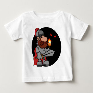 Scared Knight Baby Tee