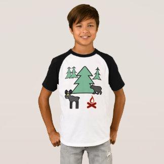 Scared Moose T-Shirt
