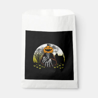 Scared You Halloween Favor Bags