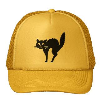 Scaredy Cat Halloween Cap