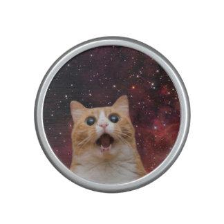 scaredy cat in space bluetooth speaker