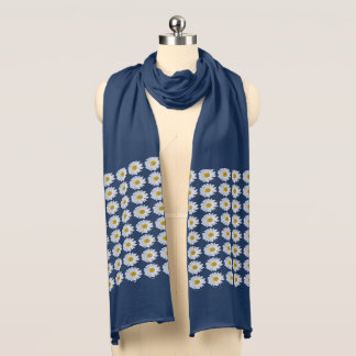 Scarf - New Daisies