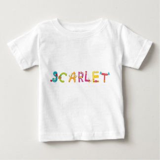 Scarlet Baby T-Shirt