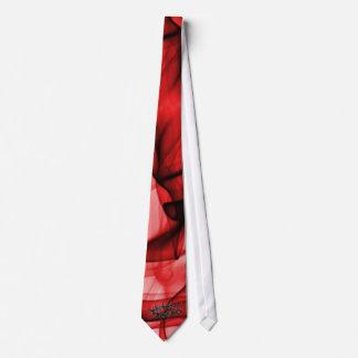 Scarlet Crown Tie