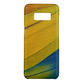 Scarlet Macaw Feathers Close-Up Case-Mate Samsung Galaxy S8 Case
