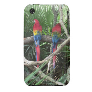 Scarlet Macaws Phone Case For iPhone 3G/3GS Case-Mate iPhone 3 Cases
