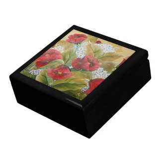 SCARLET POPPIES GIFT BOX