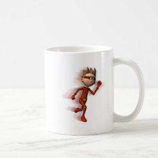 Scarlet Speedster Coffee Mug