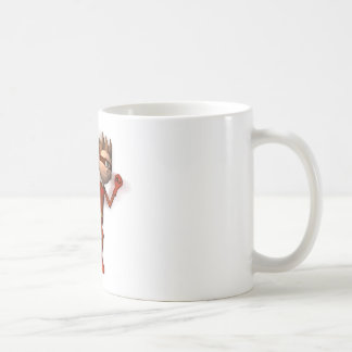 Scarlet Speedster Basic White Mug