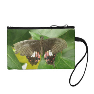 Scarlet Swallowtail Butterfly Bagettes Bag