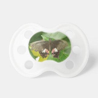 Scarlet Swallowtail Butterfly Pacifier