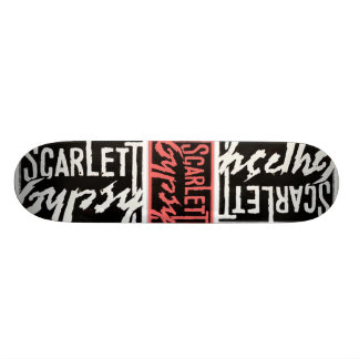 Scarlett Gypsy Skateboard