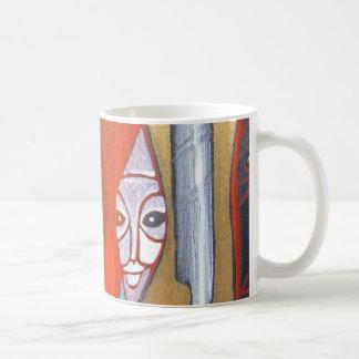 scars and secrets detail 4 basic white mug