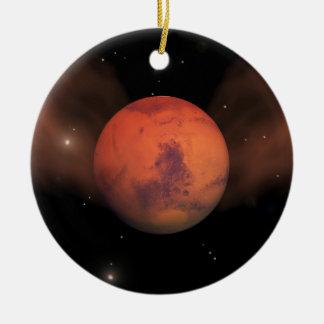 Scars of Mars Christmas Ornament
