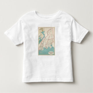 Scarsdale, New Rochelle, Mamaroneck towns Toddler T-Shirt