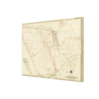 Scarsdale, New York Canvas Print