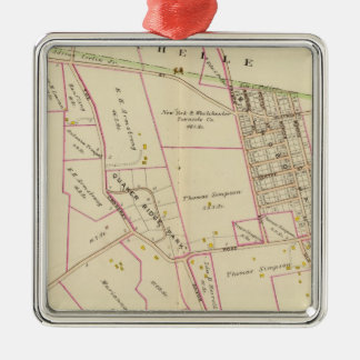 Scarsdale, New York Christmas Ornament