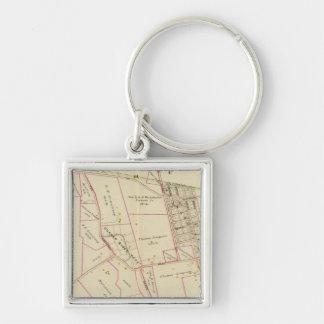 Scarsdale, New York Key Ring