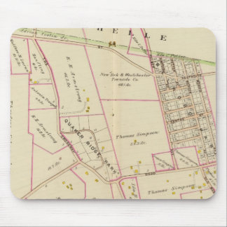 Scarsdale, New York Mouse Mat