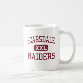 Scarsdale - Raiders - High - Scarsdale New York Coffee Mug