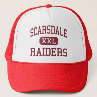 Scarsdale - Raiders - High - Scarsdale New York Trucker Hat
