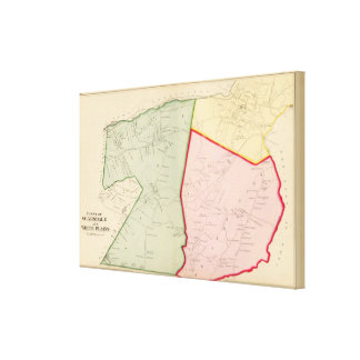 Scarsdale, White Plains, New York Canvas Print
