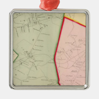Scarsdale, White Plains, New York Christmas Ornament