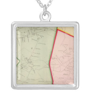 Scarsdale, White Plains, New York Silver Plated Necklace