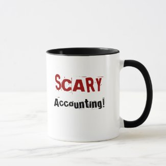SCARY Accounting! Mug