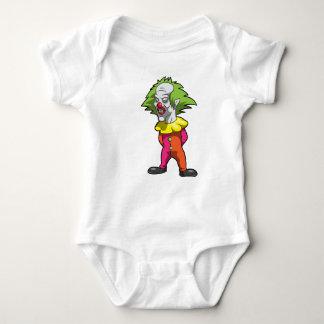 Scary Baby Jersey Bodysuti Baby Bodysuit