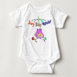 Scary Baby Monster t-shirt