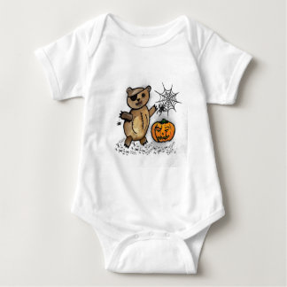 Scary Bear Baby Bodysuit