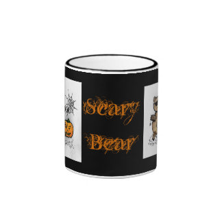 Scary Bear Mugs