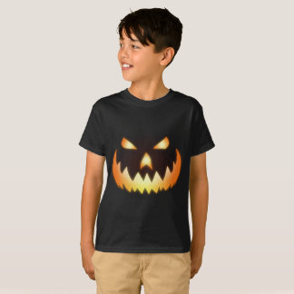 Scary Carved Face T-Shirt
