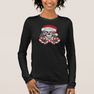 Scary Christmas Long Sleeve T-Shirt